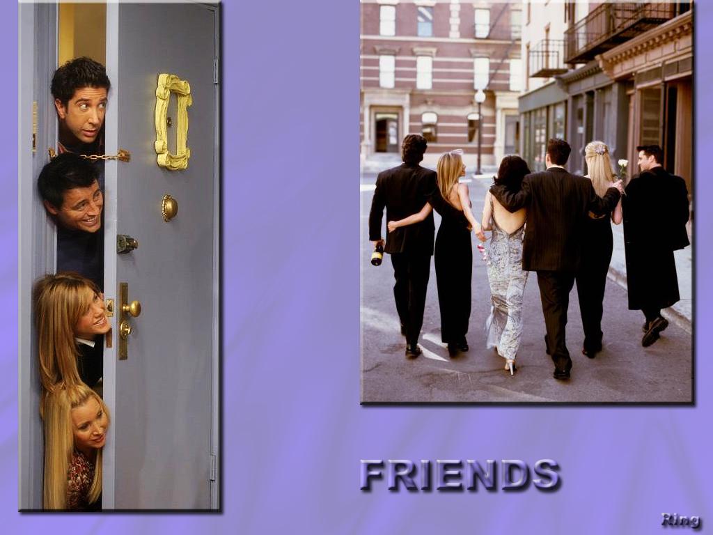 Friends Wallpaper - Friends Wallpaper (130593) - Fanpop