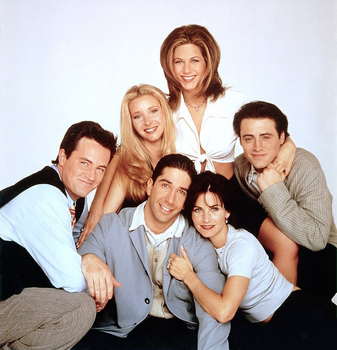 Friends Friends cast