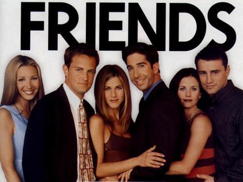 Friends wallpaper called Friends