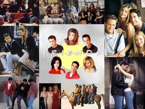Friends - friends Wallpaper
