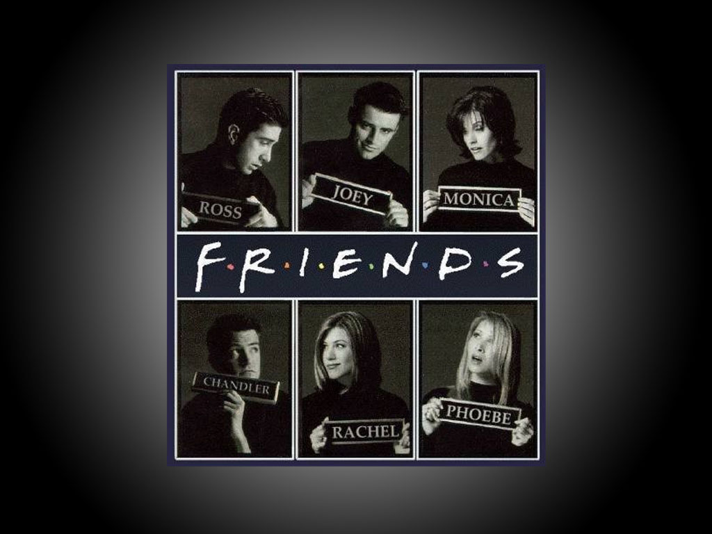Friends Friends Wallpaper 766246 Fanpop