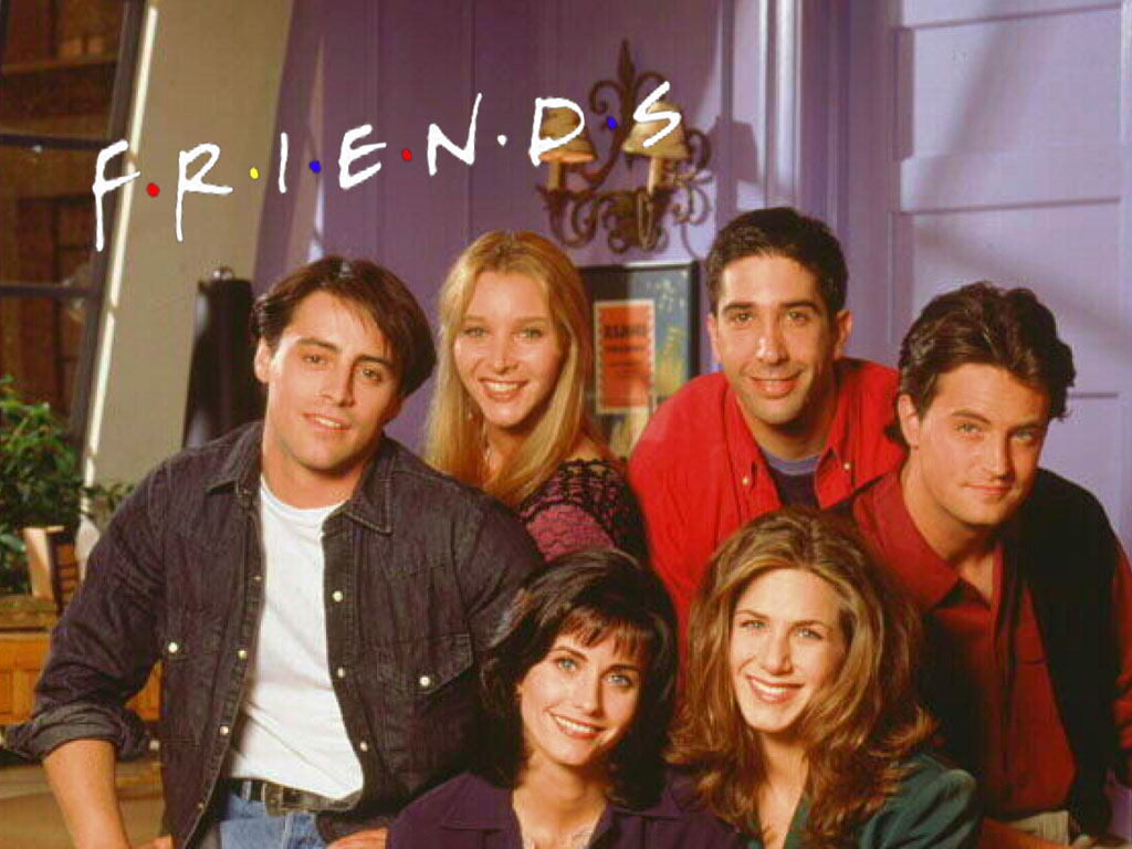 Where could I watch or even download FRIENDS TV series