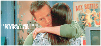 Monica and Chandler wallpaper entitled Friends