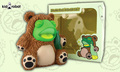 Frog in a Bear Suit - vinyl-toys photo