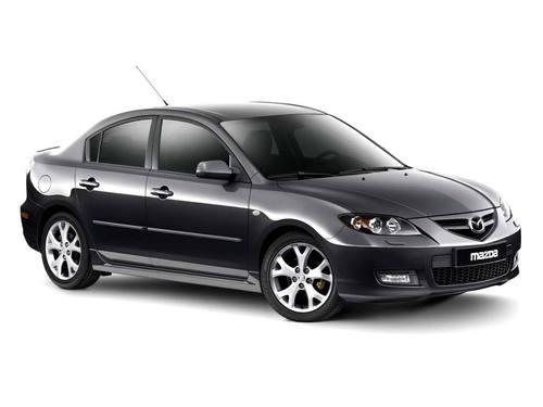 Front Mazda3