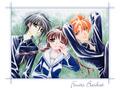 Fruit Basket - fruits-basket wallpaper