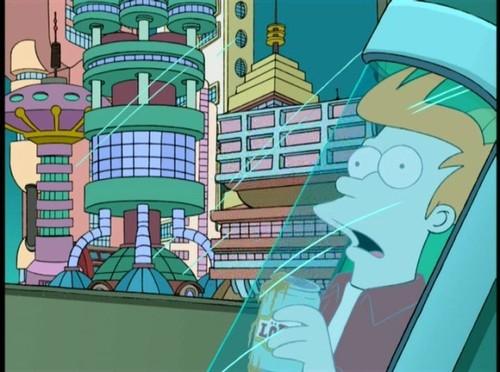 Fry Gets アナと雪の女王