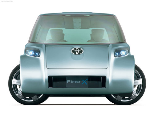 Fuel Cell Hybrid Concept 2006