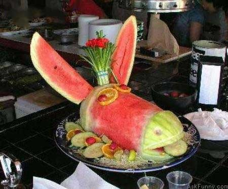 Funny Fruit - food photo