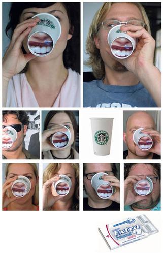 Funny Gum Advert