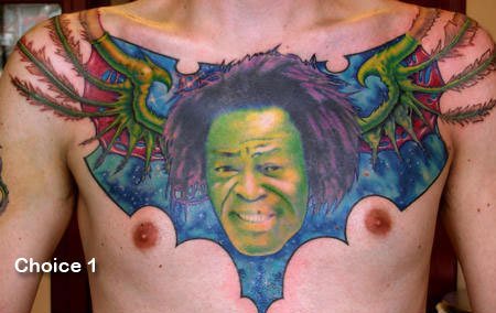 funny tattoo. Funny tattoo