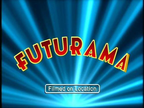 Футурама Opening