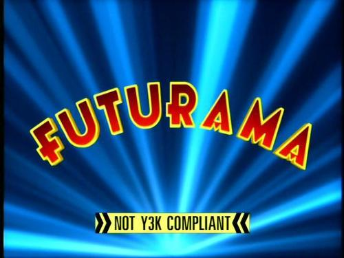 Futurama Opening