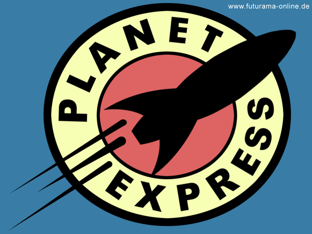 Futurama Planet Express Logo