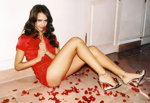 Jessica Alba wallpaper called GQ June 2007