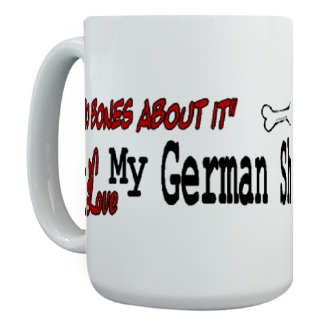 GSD Coffee Mug