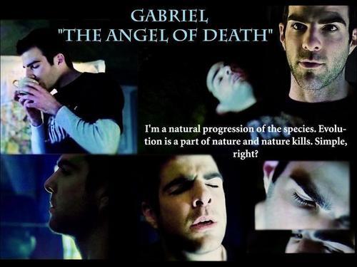 Gabriel 'The Angel of Death'