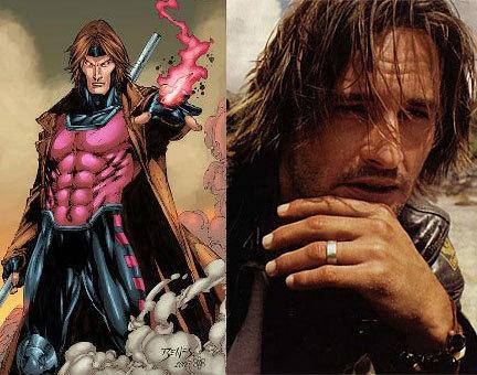 Gambit / Sawyer