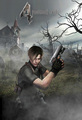 Game Cover. - leon-kennedy photo