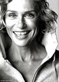 Lauren Hutton - gap photo