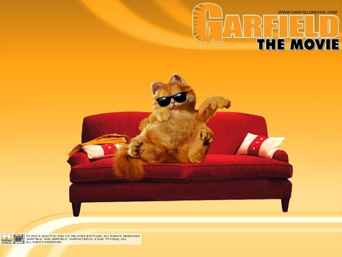 Garfield: The Movie fond d'écran
