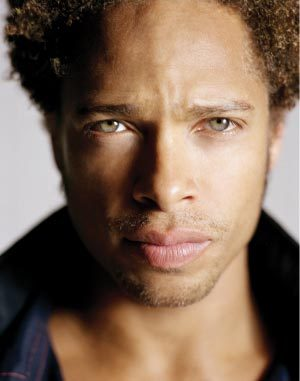 Gary Dourdan - csi Photo
