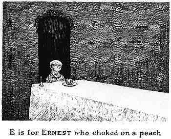 Gashlycrumb Tinies - edward-gorey Photo