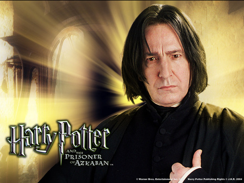 Severus Snape wallpaper entitled Generic4b