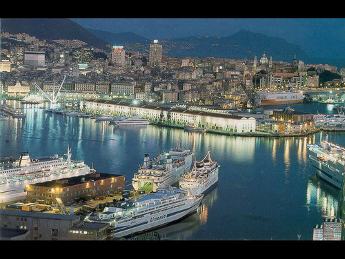 Europe wallpaper titled Genoa, Italy