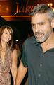 George & Sarah - george-clooney photo