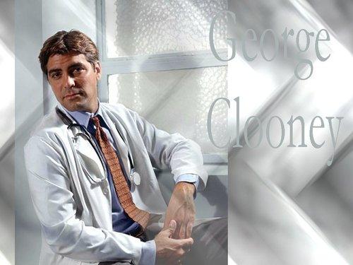 জর্জ ক্লোনে দেওয়ালপত্র called George Clooney
