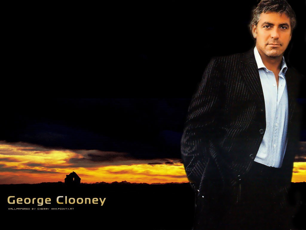 渋くてかっこいいジョージクルーニー