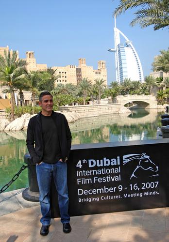 George Clooney in Dubai