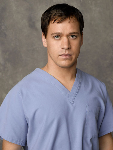 Grey's Anatomy پیپر وال called George O'Malley