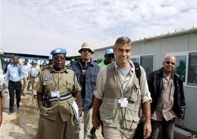 George in Darfur