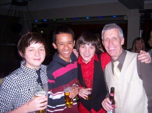 Gerran, Terry, Craig + unknow