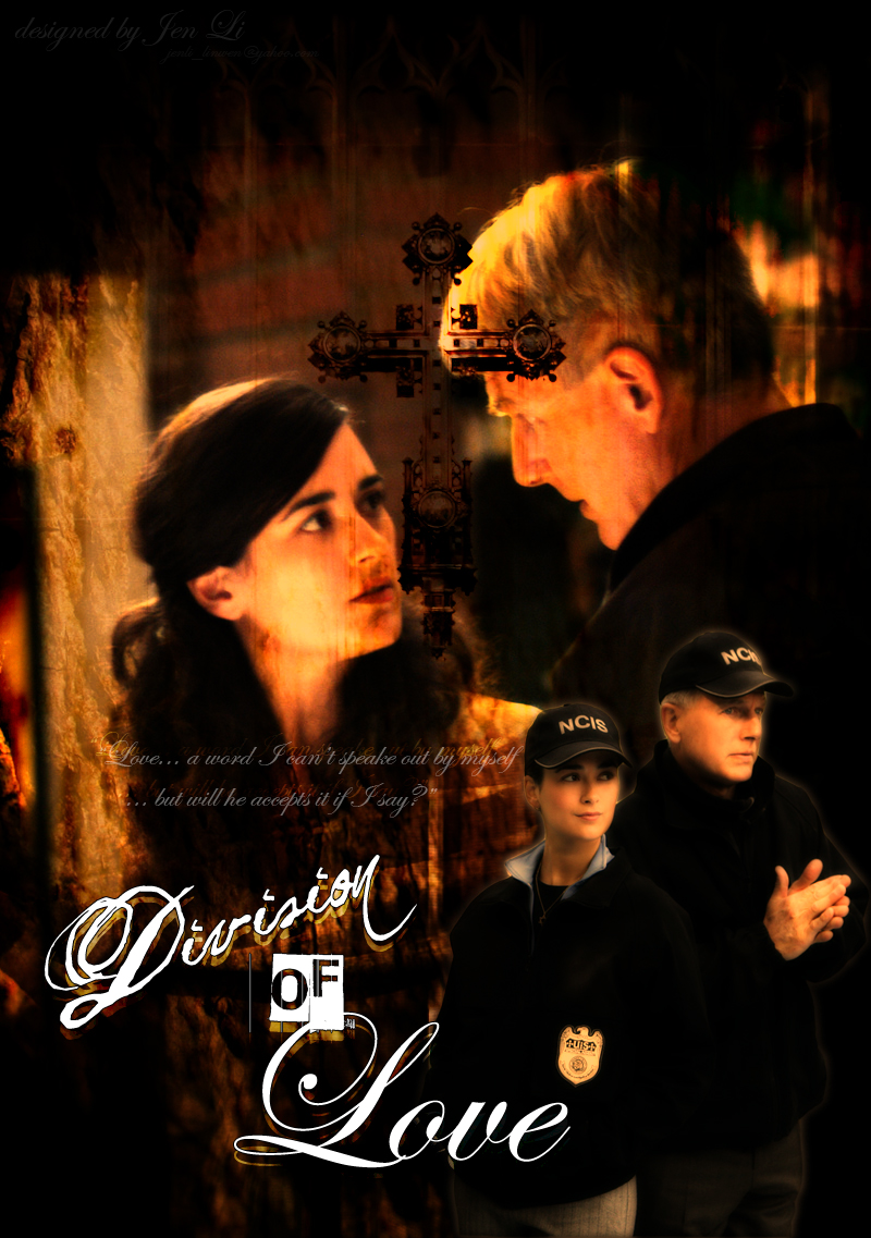 NCIS Gibbs-Ziva in Division of Love