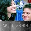 One Tree Hill photo called Gigi & Mouth