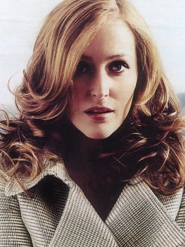 Gillian Anderson - the-x-files Photo
