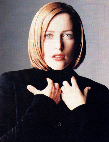The X-Files achtergrond titled Gillian Anderson