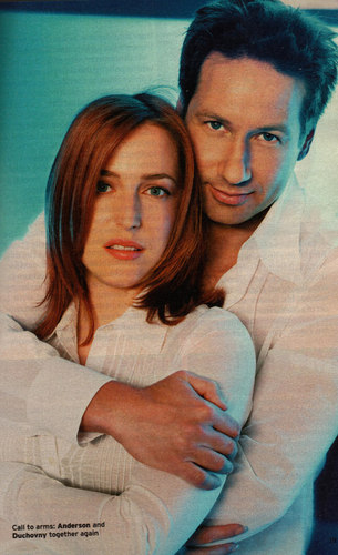 Gillian and David