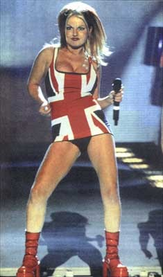Ginger Spice - spice-girls Photo