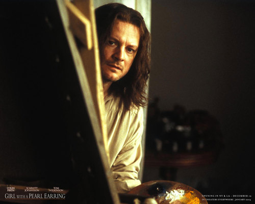 Girl With a Pearl Earring - colin-firth Wallpaper