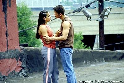 Michelle Rodriguez fond d'écran titled Girlfight
