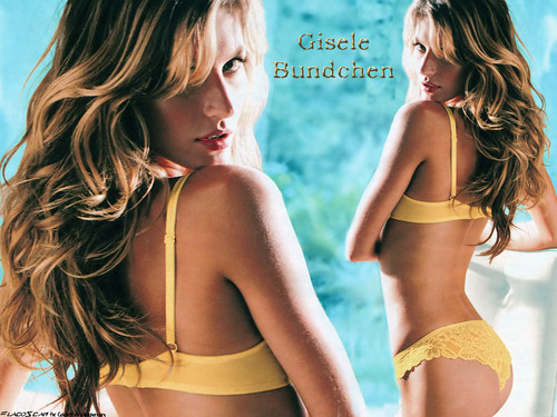Gisele Bundchen wallpaper titled Gisele Bundchen
