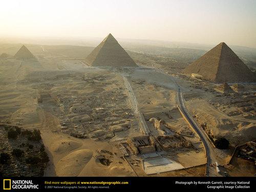 Giza Aerial