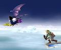 Gliding - super-smash-bros-brawl photo