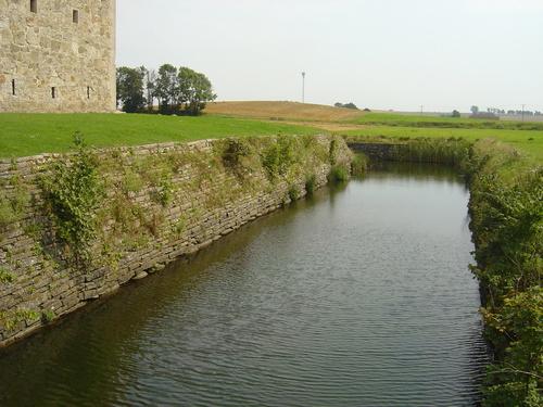 Glimmingehus Moat