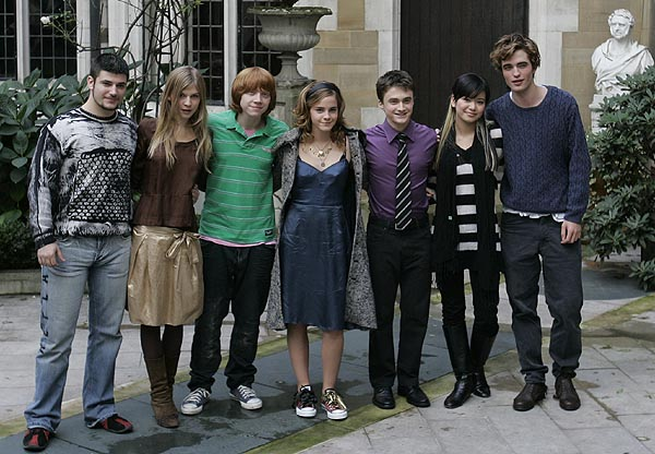 GoF Cast - Harry Potter Photo (71891) - Fanpop