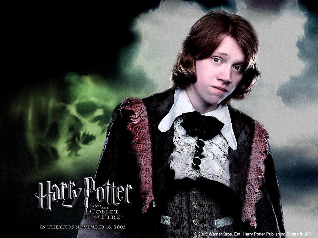 harry potter ron: